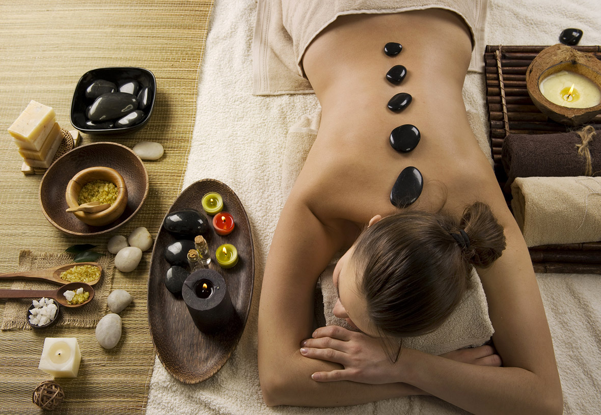 Sapa Mountain Hot Stone Therapy