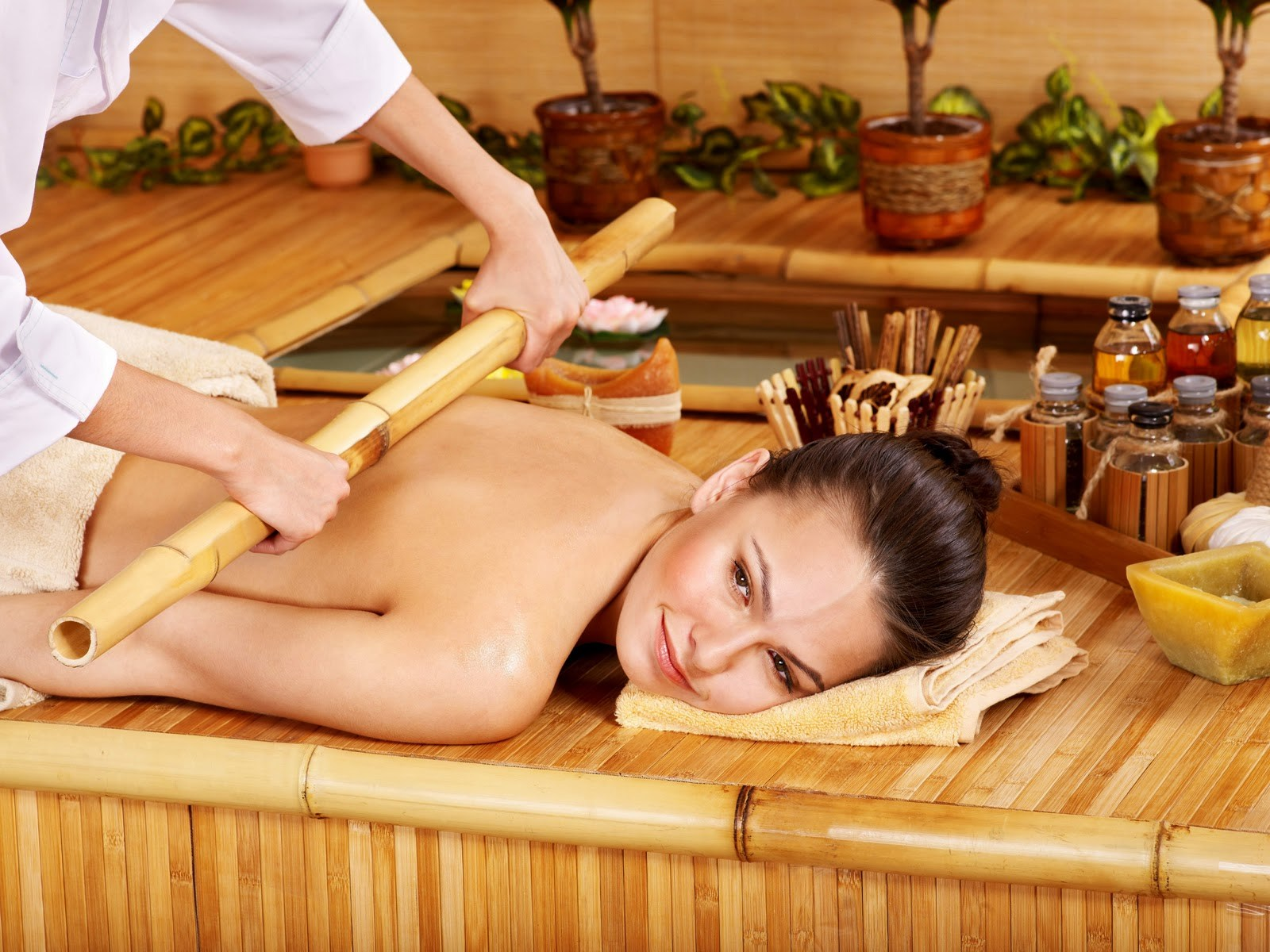 Fansipan Bamboo Treatment