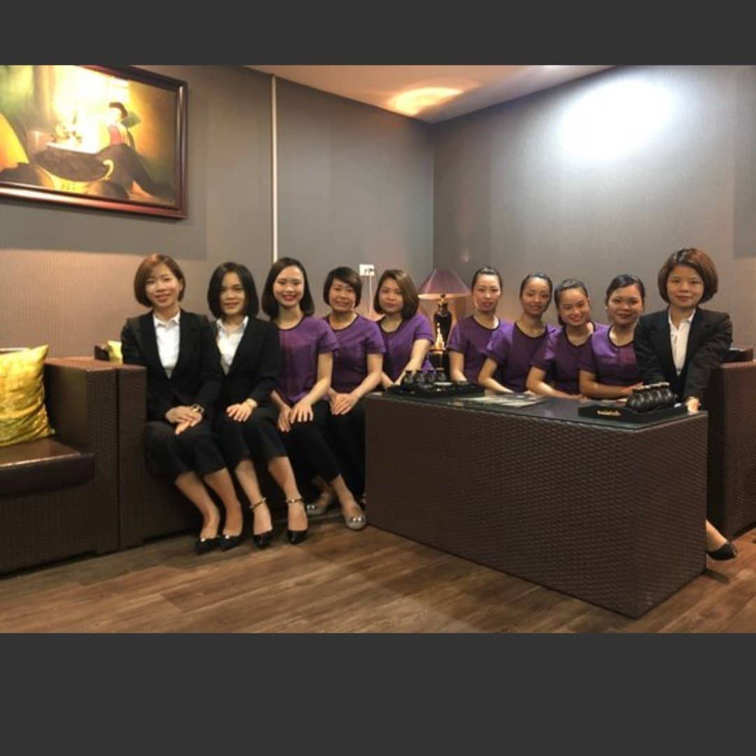 Lavender Spa Team